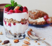 Berry Nutty Yogurt