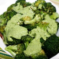 Brazil Nut Broccoli Pesto
