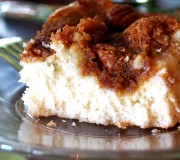 Spiced Pecan Coffee Cake