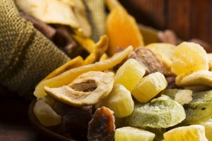 Earthy Dried Fruits