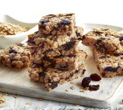 Gluten Free Blueberry Harvest Bars