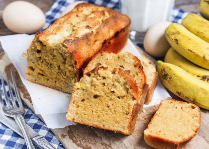 Hawaiian Fruit & Nut Bread