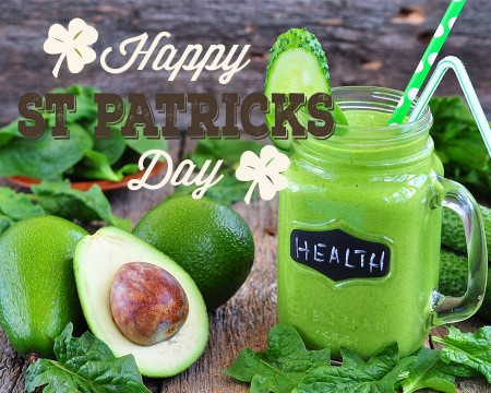 Healthy & Fun St. Patrick's Day with Nutritious Greens