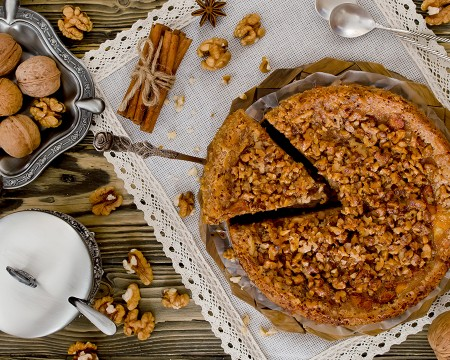 Make your Holiday Healthy and use Gluten-Free Pie Crust