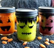 Monster Jar Sweet Almond Cakes