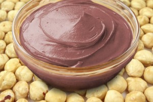 Homemade Hazelnut Butter