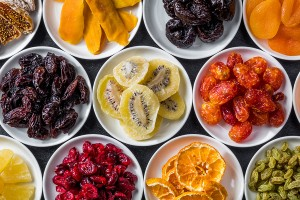 Origination of Dried Fruits