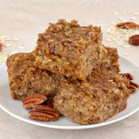 Pecan Pumpkin Superfood Bars