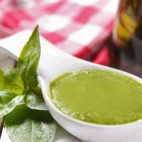 Pesto Vinaigrette Dressing