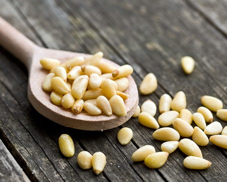 Pine Nuts - Good Sources of Fat