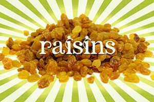 Raisins - Nature's Candy