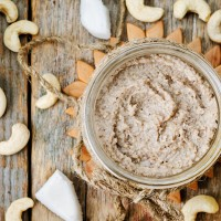 Raw Cashew Butter