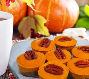 Raw Pumpkin Bites