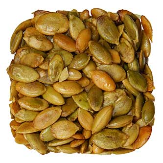 Roasted Salted Pumpkin Seeds