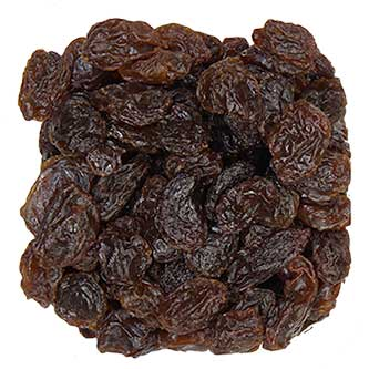 Sun Dried Seedless Raisins