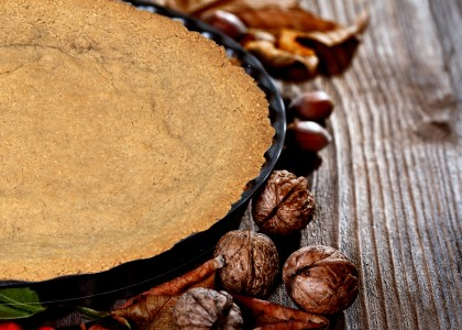 Simple Gluten-Free Pie Crust
