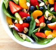Brain Booster Salad with Almonds