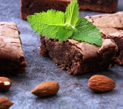 Sugar Free Gluten Free Brownie
