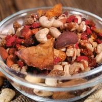 Super Berry Hiking Trail Mix