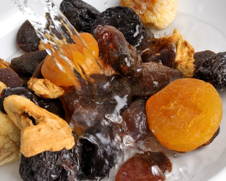 The Best Way to Soften Dried Fruit