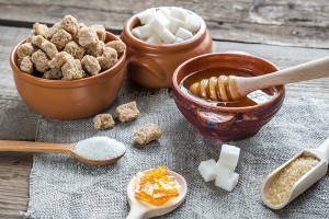 The Difference between Natural Sugars and Refined Sugars