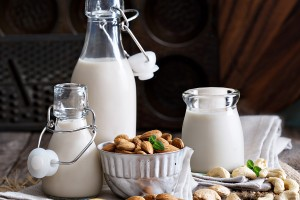 Top 3 Homemade Nut Milks