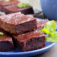 Ultimate Healthy Brownie