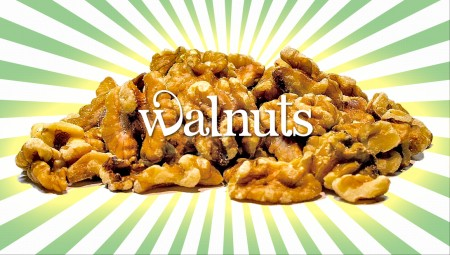 A Handful of Walnuts A Day